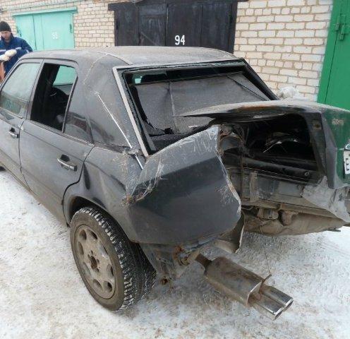 124 кузов ремонт