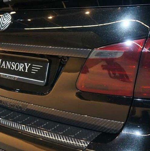 Аэродинамический обвес Mansory для Mercedes GL X166 | Дооснащение