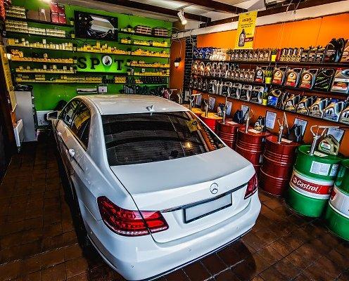 Автосервис Spot Экспресс замена масла (Фучика 23) - Рейтинг