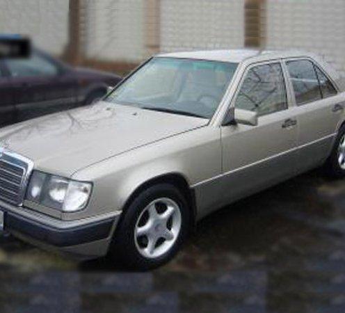 Двигуни і трансмісії для Мерседес (Mercedes) 300 E-24, AMG 300