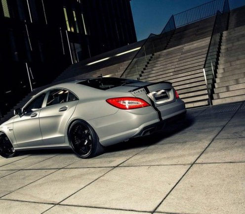 Mercedes-Benz CLS 63 AMG от ателье Wheelsandmore