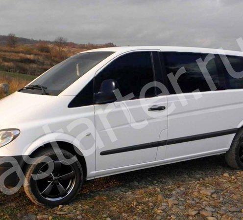 Mercedes-Benz Vito W639 ремонт генератора | купить генератор