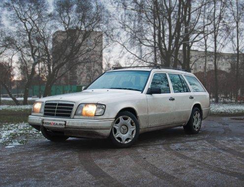 Обслуговування та ремонт Mercedes-Benz W124 (Мерседес-Бенц В124