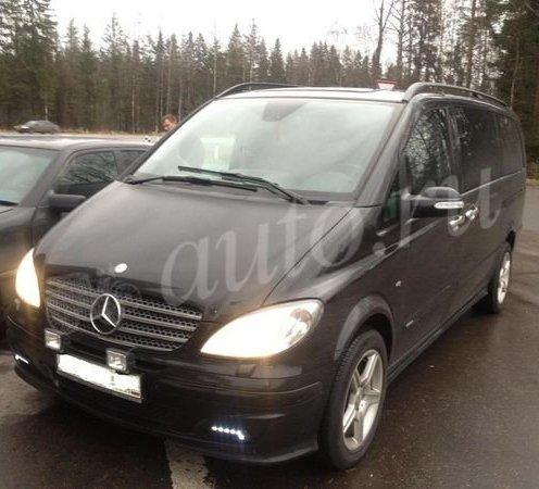 Отзыв владельца Mercedes-Benz I (W639): Мерседес-Бенц 1 (W639