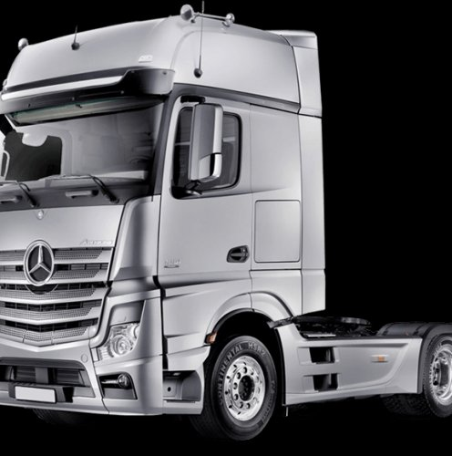 Ремонт вантажних автомобілів Mercedes Benz, технічне