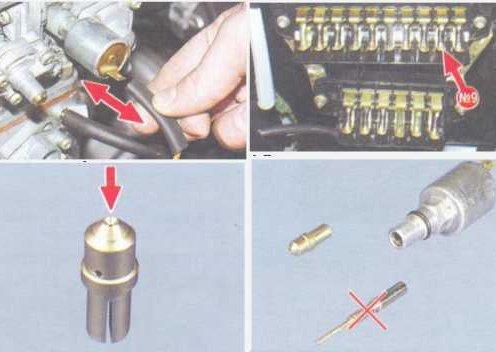 Ремонт холостого ходу ВАЗ 2106 - Все про прокачування гідроприводу