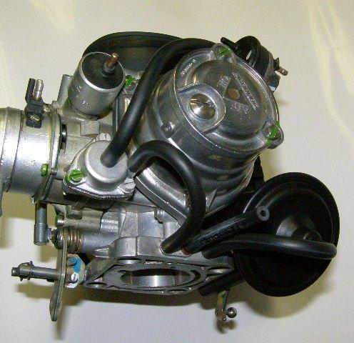 Ремонт карбюратора Mercedes, троит двигун Mercedes