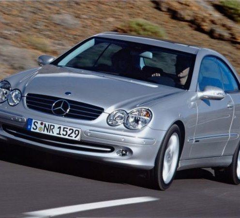 Ремонт Mercedes CLK-Class в Москві - Авторемонт автомомбілей