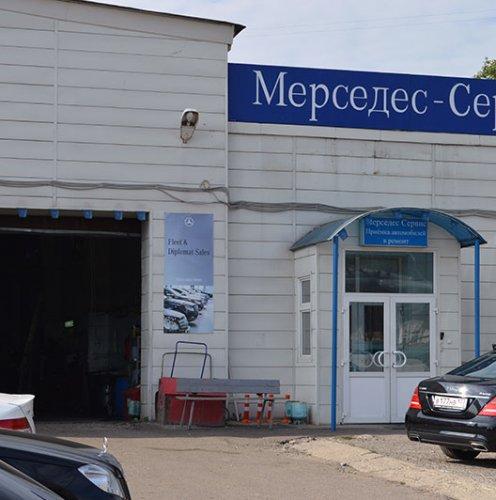 Ремонт Мерседес, ремонт автомобілів Mercedes в Москві (ЦАО, ЮАО