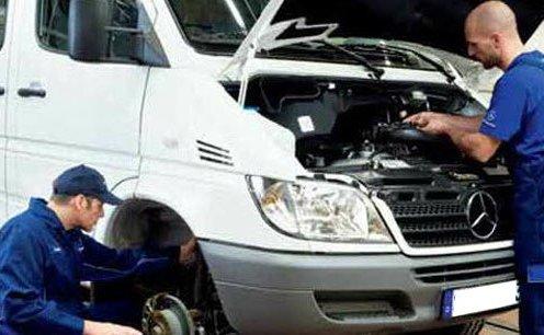 Sprinter ремонт обслуживание
