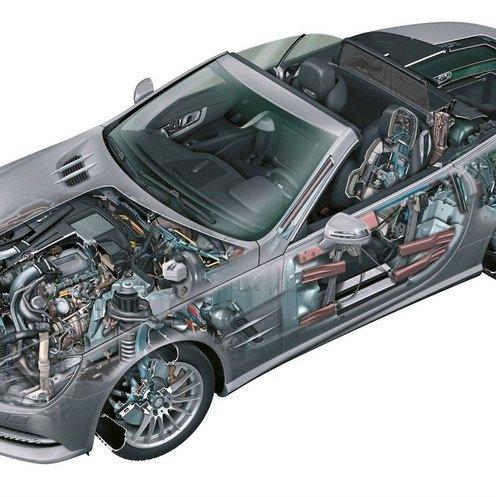 Техническое обслуживание и ремонт Мерседес (Mercedes-Benz) - Ваш