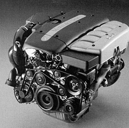 Пристрій, обслуговування та ремонт автомобілів Мерседес w210