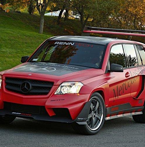 Все tuning-studio для Mercedes-Benz + их история! — бортжурнал