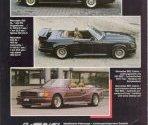 Була доступна навіть відкрита версія 500 SEC з кузовом кабріолет