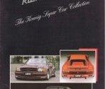Фірмова брошура Koenig Specials 80-х років