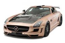 Hamman створив тюнінг-пакет для Mercedes SLS AMG