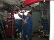 Віктор - фахівець-механік, освіта середня спеціальна, закінчив СПТУ (Спеціальне професійне Технічне Училище), працює в компанії 11 років.
